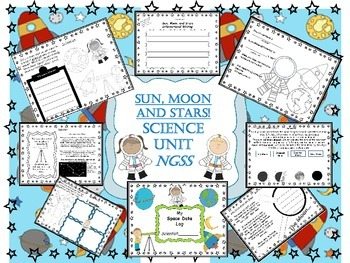NGSS Sun Moon and Stars Space Systems Unit