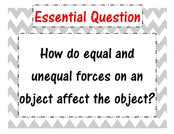 NGSS Science Third Grade Essential Questions