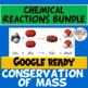 NGSS Two Unit Chemistry Bundle