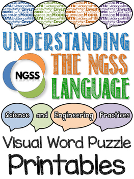 NGSS Vocabulary: Science & Engineering Practices