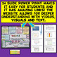 NGSS Waves Properties Doodle Notes Electromagnetic Spectrum PowerPoint Science