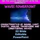 NGSS Waves Electromagnetic Spectrum Properties Worksheet