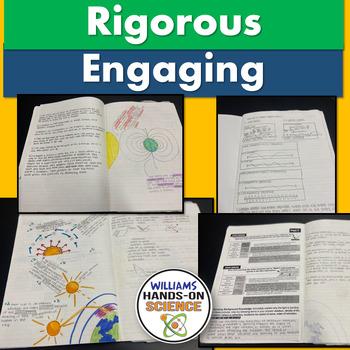 NGSS Waves Properties & Electromagnetic Spectrum Growing Resource Bundle