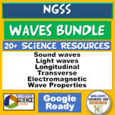 Google Ready NGSS Wave Properties & Electromagnetic Resour