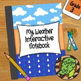 Weather Interactive Notebook!