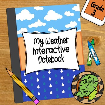 Weather Interactive Notebook!