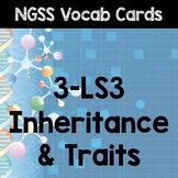 NGSS Word Wall Cards - Energy and Waves (4-PS4)