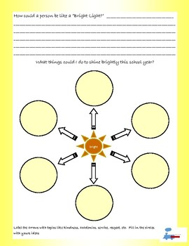 NGSS aligned Sun and Stars Reading and Writing Project