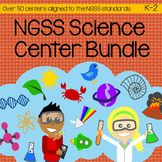 NGSS science centers Bundle