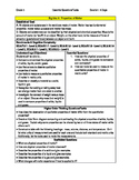 NGSSS Aligned - Essential Questions and HOTS Tasks:  Prope