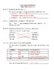 NGSSS Earth Systems and Patterns Study Guide