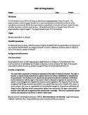 NHD Baseline Assessment