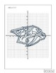 NHL Graphing Activity - Nashville Predators on a Coordinate Plane