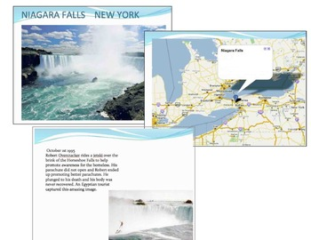 NIAGARA FALLS POWERPOINT SLIDESHOW