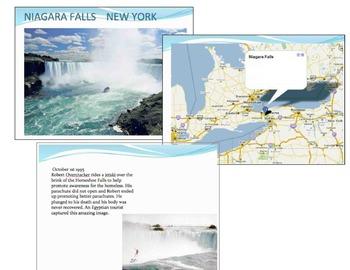 NIAGARA FALLS POWERPOINT SLIDESHOW