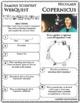 NICOLAUS COPERNICUS Science WebQuest Scientist Research Project Biography Notes