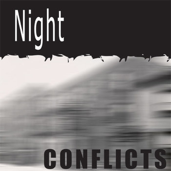NIGHT Conflict Graphic Organizer - 6 Types of Conflict (by
