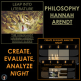NIGHT ELIE WIESEL   END OF NOVEL PROJECT NIGHT   PHILOSOPHY   CRITICAL THINKING