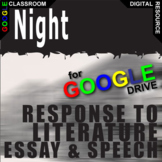 NIGHT Essay Prompts and Speech w Rubrics (Created for Digital)