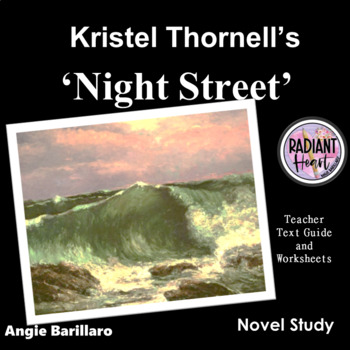 NIGHT STREET by Kristel Thornell Teacher Text Guides and Worksheets