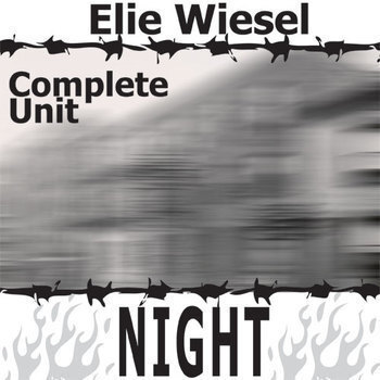 NIGHT by Elie Wiesel Unit - Memoir Study Bundle - Literature Guide