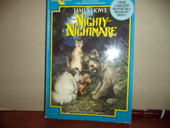 Nighty Nightmare  ISBN 0-380-70490-0
