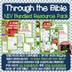 NIV Bible Verses, Background Info, and Student Response Sheets (Bundle)