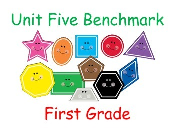 NJ Model Curriculum First Grade Unit Five Practice Benchmark