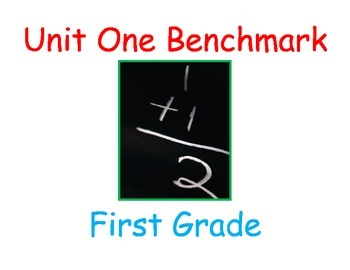 NJ Model Curriculum First Grade Unit One Practice Benchmark