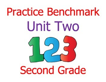 NJ Model Curriculum Second Grade Unit Two Practice Benchmark