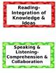 NJSLS Grade 6 ELA, Writing and Social Studies Standard Labels