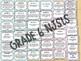 NJSLS Grade 6 and 7 Math Standards Posters BUNDLE