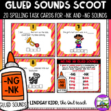 NK and NG Glued Sounds:  Spelling SCOOT