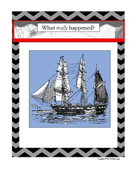 NM History:Spanish Explorations-What really happened? Creative Writing Activity