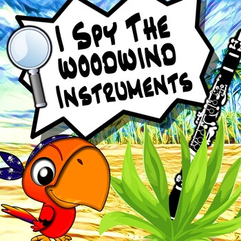 NO MORE PETER AND THE WOLF Go To Woodwind Island! - The Musical Instruments