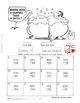 MULTIPLICATION BUNDLE | NO PREP MATH | Practice | Coloring