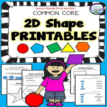 2d shapes homework help