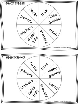 NO PREP 3rd Grade Multiplication Arrays Roll & Spin Game