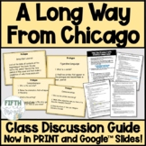 A Long Way From Chicago NO PREP Discussion Guide
