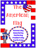 NO PREP-INAUGURATION-AMERICAN FLAG and PLEDGE OF ALLEGIANCE Reading & Writing