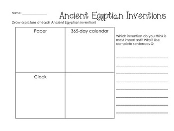 graphic regarding Ancient Egypt Printable Worksheets known as Egyptian Worksheets - Tremendous Instructor Worksheets