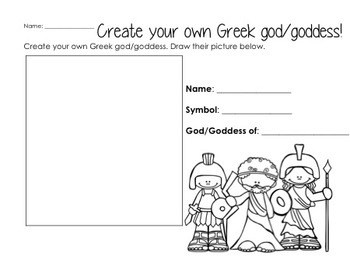 Ancient Greece Worksheets & Printables by Glitter in Third | TpT