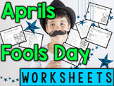 April Fools' Day Worksheets & Printables