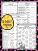 NO PREP April Sub Plans/Review Pack {1st Grade}