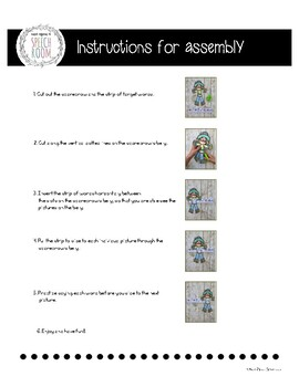 NO PREP Articulation and Phonology Sliders: Fall Speech Therapy Activity