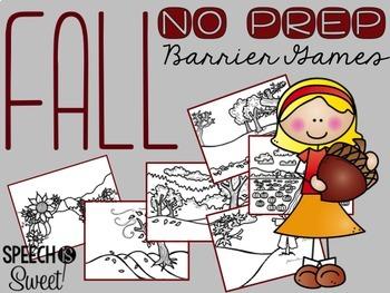 NO PREP Barrier Games: The Bundle