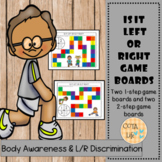 Is It Left or Is It Right? Body Awareness Game Boards