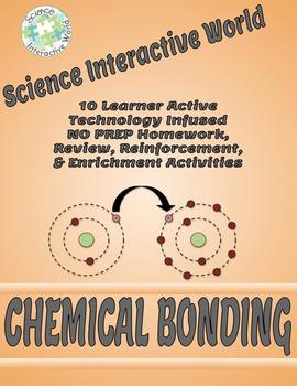 NO PREP Bundle -  Chemical Bonding