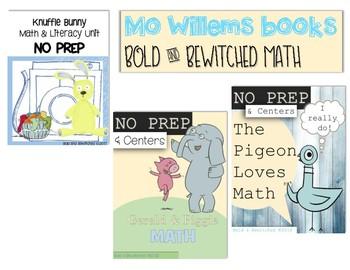 NO PREP Bundle Math