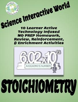 NO PREP Bundle -  Stoichiometry